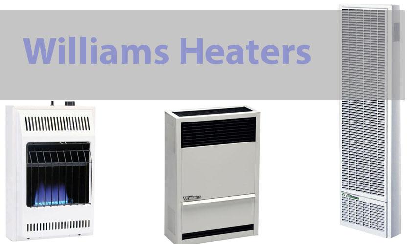 Williams Heaters