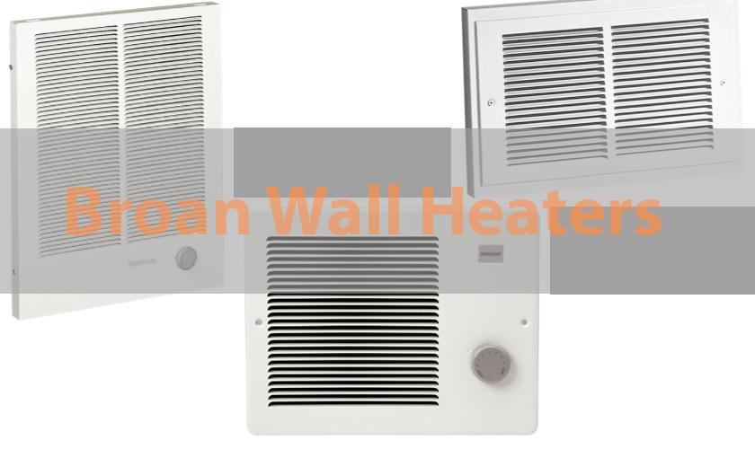 Broan Space Heaters
